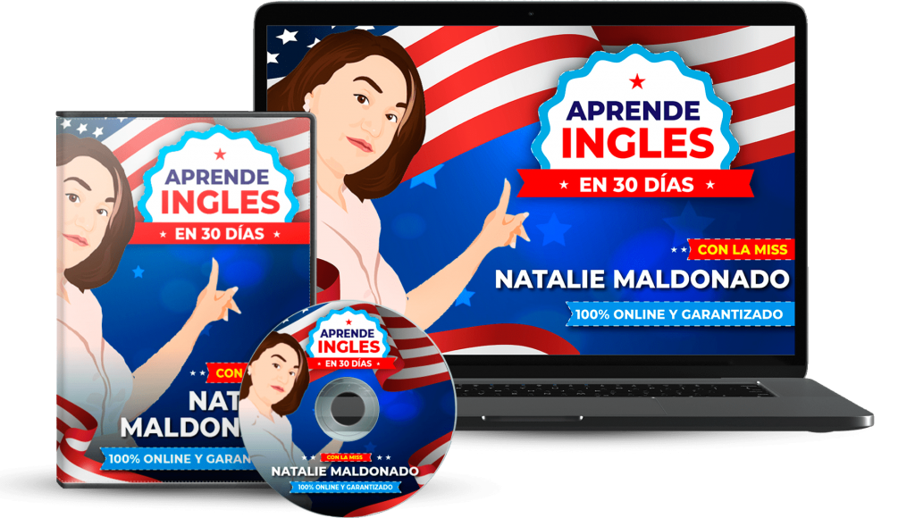 Aprendo Ingles Natalie Maldonado Curso